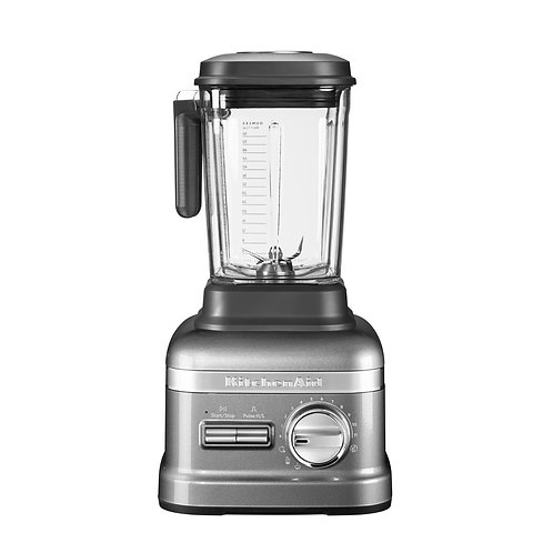 KitchenAid Artisan Power Plus Blender, Medallion Silver