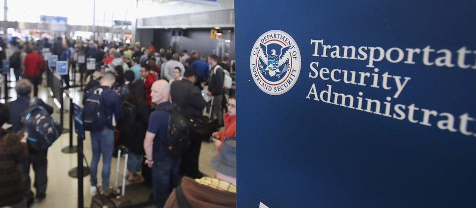Why TSA Workers Need To Strike