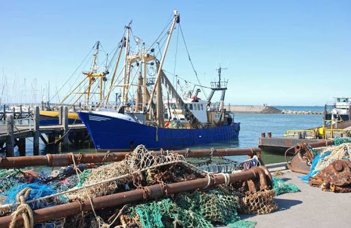 When the Fishing Industry goes Belly Up