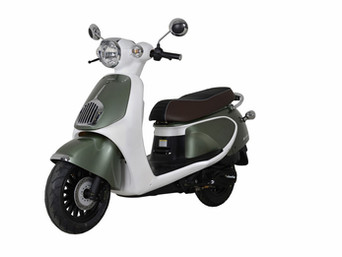 אלבר-מוטו משיקה קטנוע ב – 9,000 ₪ ו-3  שנות אחריות