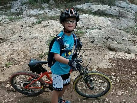מחנה אופניים בייקגייד בחנוכה