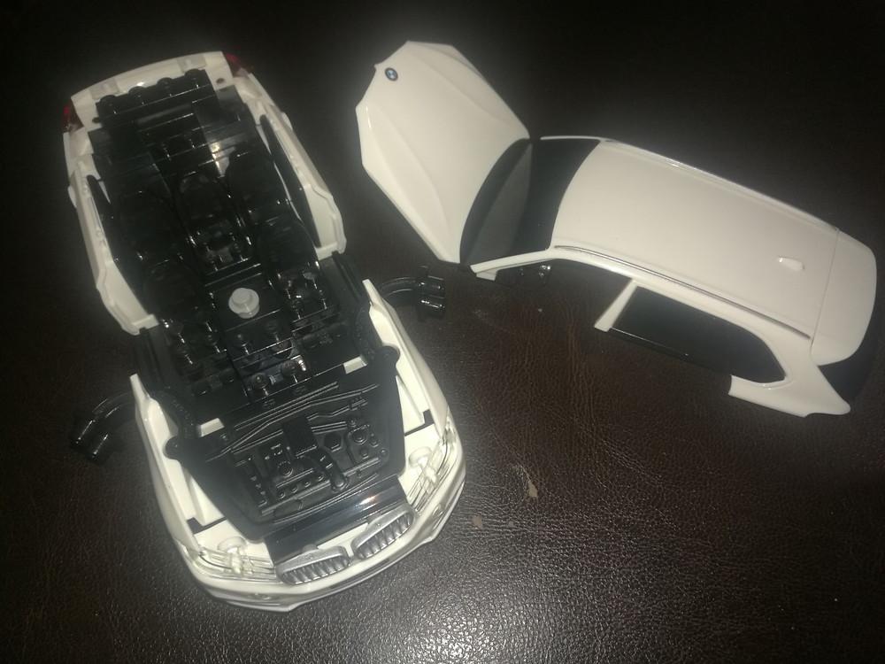 כפירי בדרכים BANBAO מכונית BMWx5
