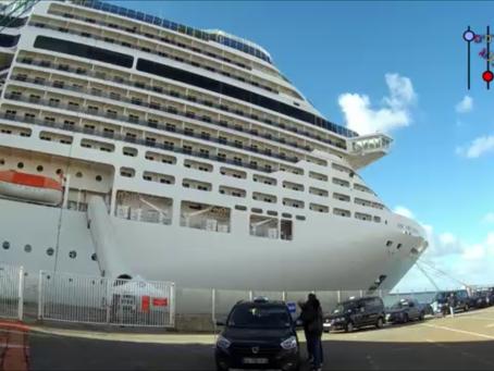 מה יש לילדים לעשות על ספינת טיולים גדולה?