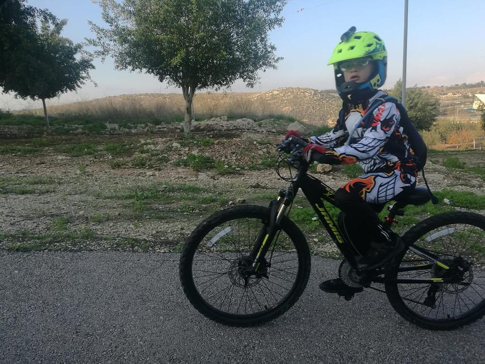 אופניים לילדים ג'מיס Jamis