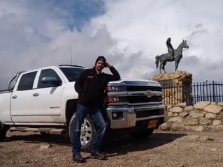 לקחתי את רז הימן לסיבוב בסילוורדו