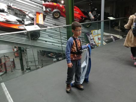 מוזיאון הרכב הלאומי של אנגליה ואוסף טופ גיר