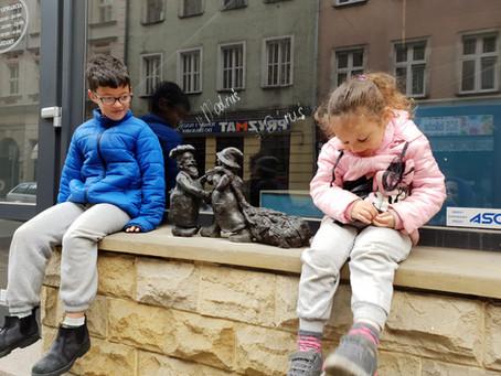ורוצלב, עיר הגמדים בפולין