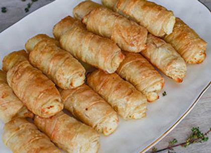 Feta cheese rollini