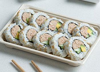 Cooked tuna roll