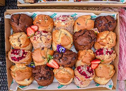 Assorted sweet muffin - mini