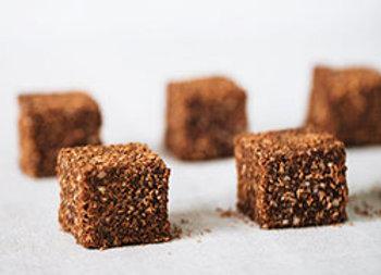 Chocolate power cube