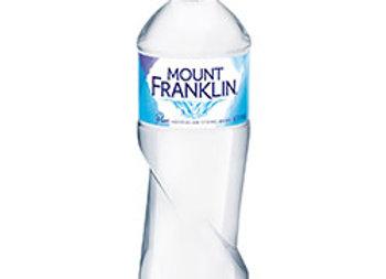 Mt Franklin sparkling water - 330ml