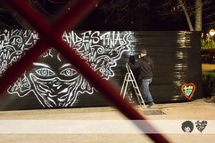 Live painting - by Vil1-3