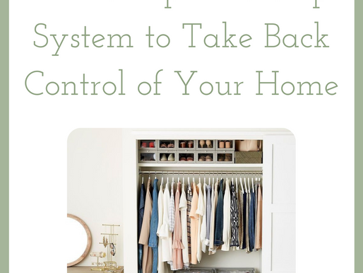 Want an Organised Home Using a DIY Approach?