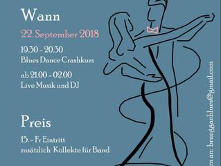 Brüggä Blues  -  22.09.18