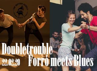 Forro meets Blues - 22.02.20