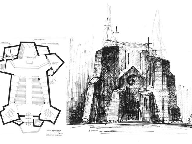 Koncepcja Kościoł Bacieczki