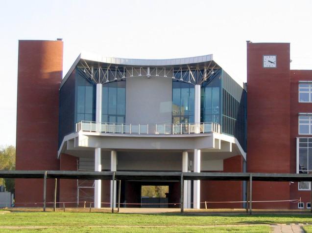 Aula Wydziału Elektrycznego PB