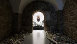 caveau, installation, sculpture