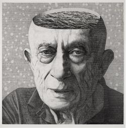 Thibaut Huchard, dessin, crayon