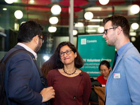 Event photography at LSE