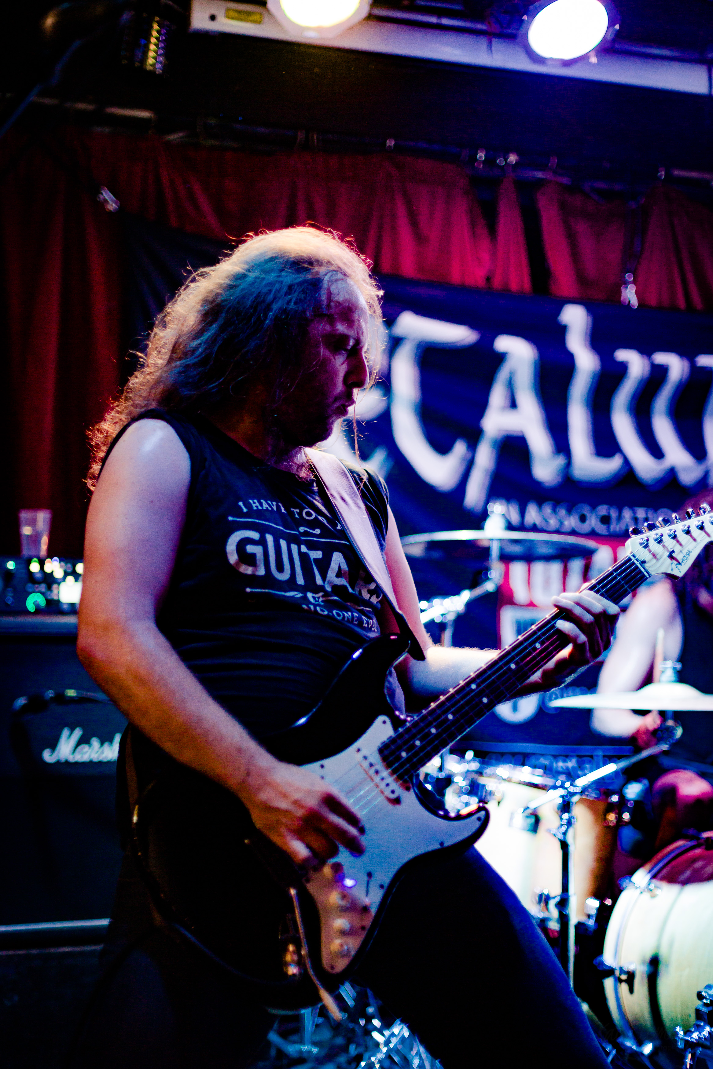 Kat Ciemiega Photography, Metalworks, The Monarch Camden, Camden, Concert Photography, George Stergiou
