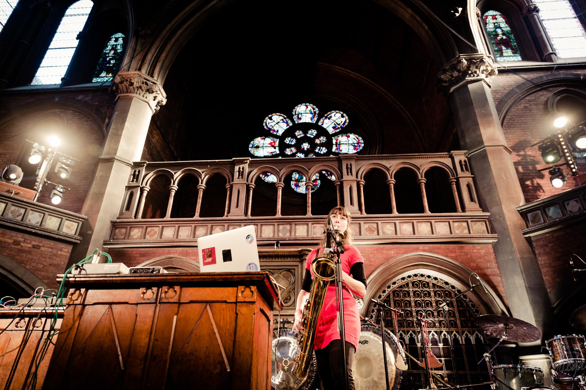 Helen Papaioannou, EFG London Jazz Festival, Daylight Music, concert photographer, event photographer, live music London