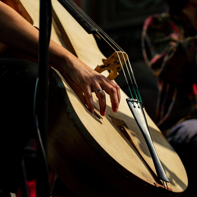 Outline Ensemble, Daylight Music, Kat Ciemiega Photography