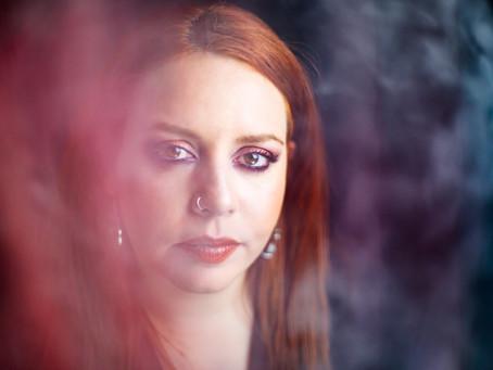 Portraits of smoke and fire