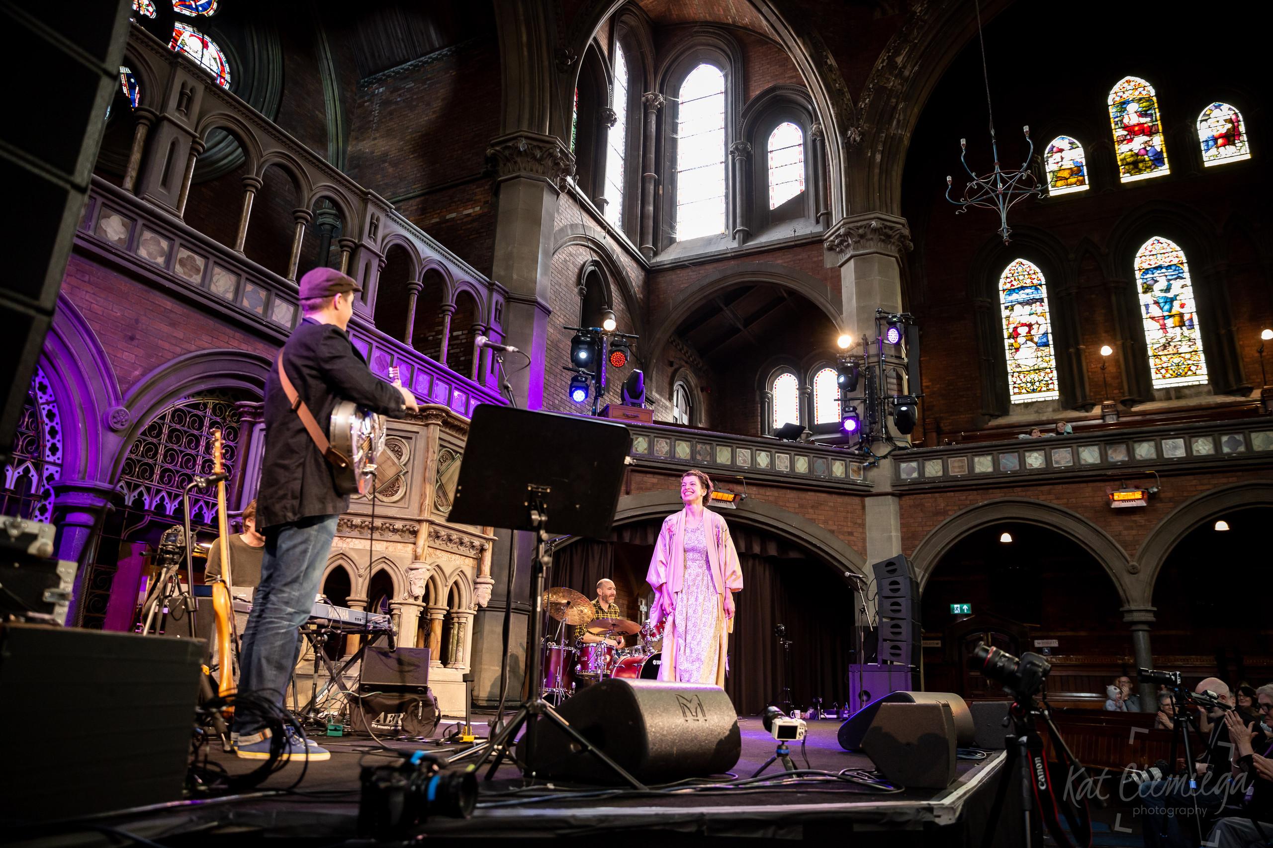 Kat Ciemiega Photography Daylight Music event; live music London, London Dreamtime