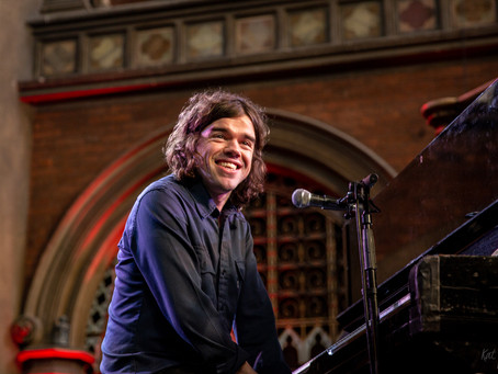 Andrew Wasylyk at Daylight Music concert documentary