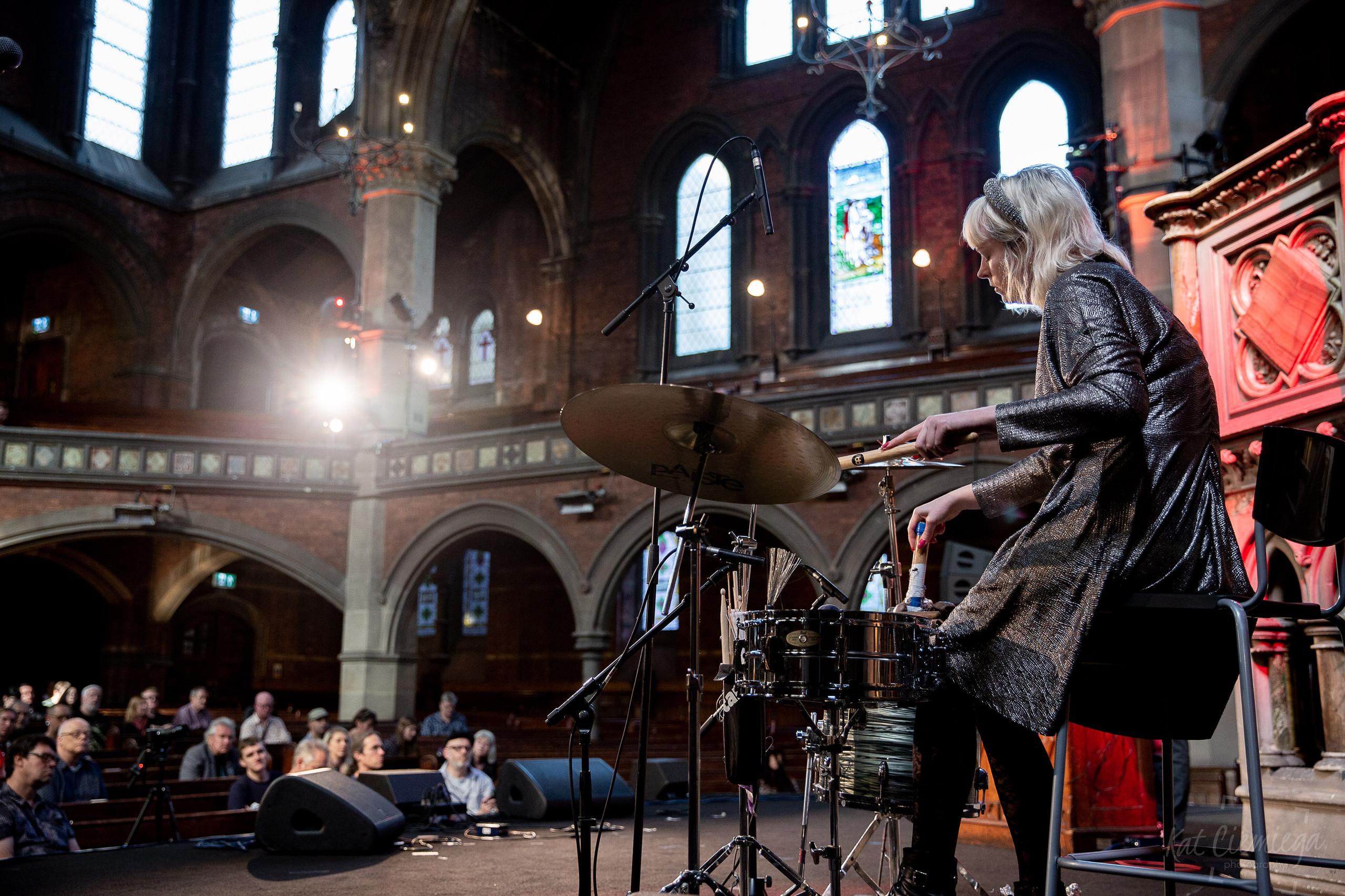 Far Rainbow, Bobby Barry, Emily Barnett, Daylight Music, Kat Ciemiega Photography, London