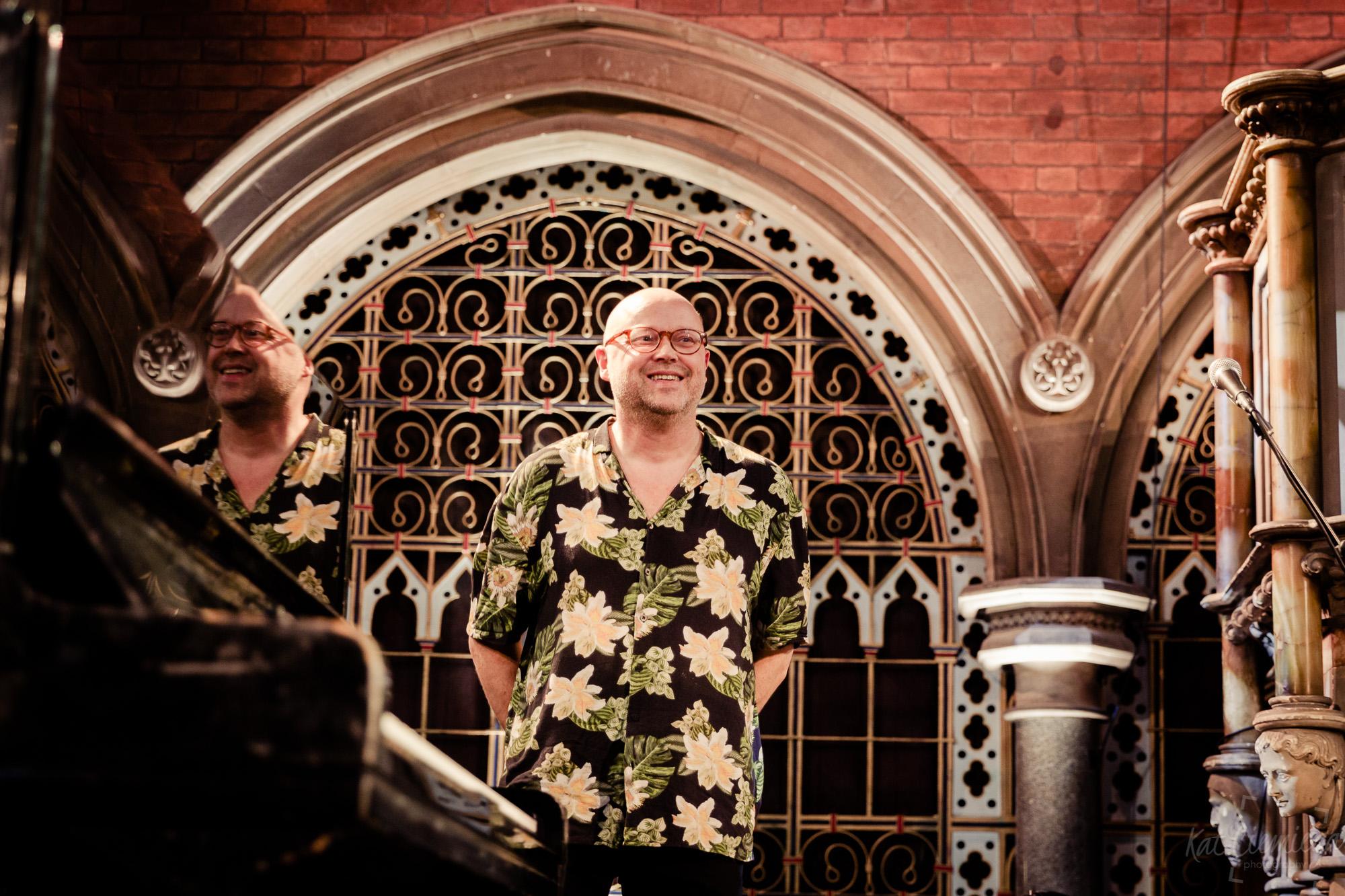 Sigbjørn Apeland, EFG London Jazz Festival, Daylight Music, concert photographer, event photographer, live music London