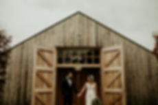 Stylish_Hyde_House_Barn_Wedding_Vintage_Bride_Dress_Tuxedo_Groom