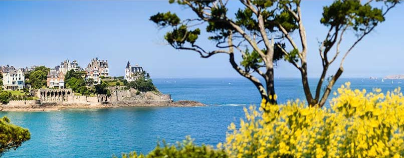 Photo of Dinard coast