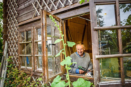 RSPB commercial nature wildlife photography people portrait
