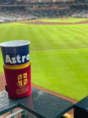 Alumni at the Astros, August 8, 2021