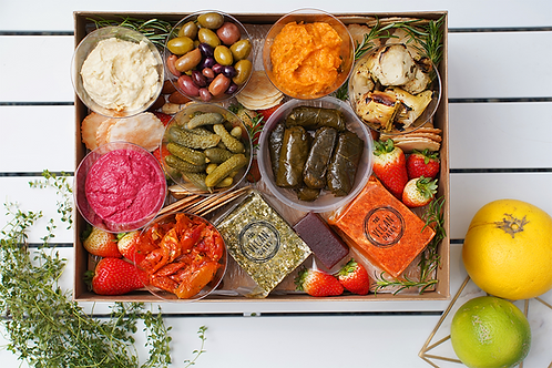 Vegan Platter Box
