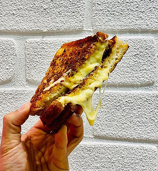 Introducing our new cheese toastie - The