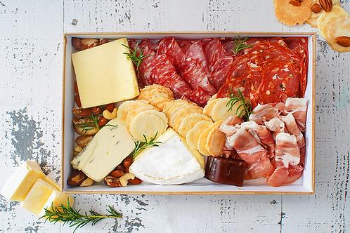 Bronze Cheese & Meat Platter Box