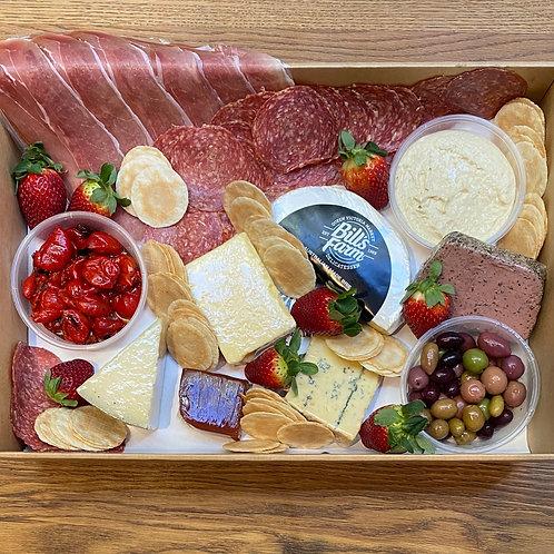 $95 Bill's Farm Gourmet Feast Platter Box
