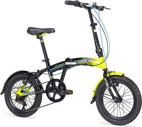 Bicicleta MERCURIO FoldingBike R16