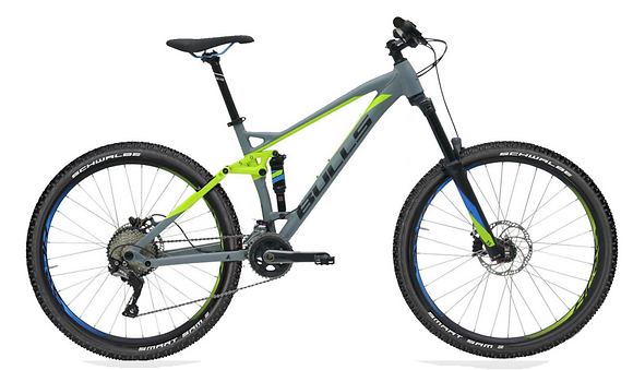 Bicicleta BULLS Wild Card 2 R27.5