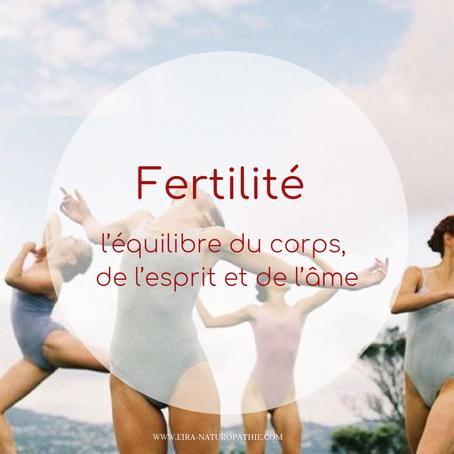 Fertilité : l'équilibre du corps, de l'esprit et de l'âme