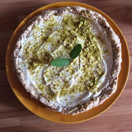 Gâteau au citron cru & vegan
