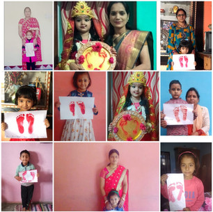 April- The Holy Month of Goddess Durga