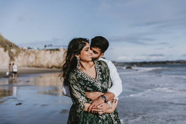 Photographer: This Modern Love Photography Models: Aisha + Afzal Apparel: Kynah