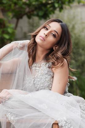 Photographer: Mia Bokhari Model: Sonica Hair: Sarah Esmail Jewelry: Amyn the Jeweler Assistants: Issa Shah and Saba Bokhari Apparel: Kynah