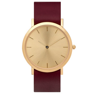 Gold Face Watch Photography