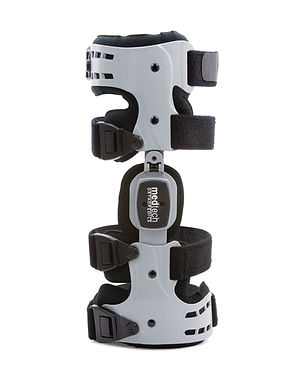 Medical Knee Brace Photography